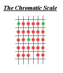 The Chromatic Scale.