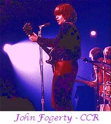 John Fogerty of CCR
